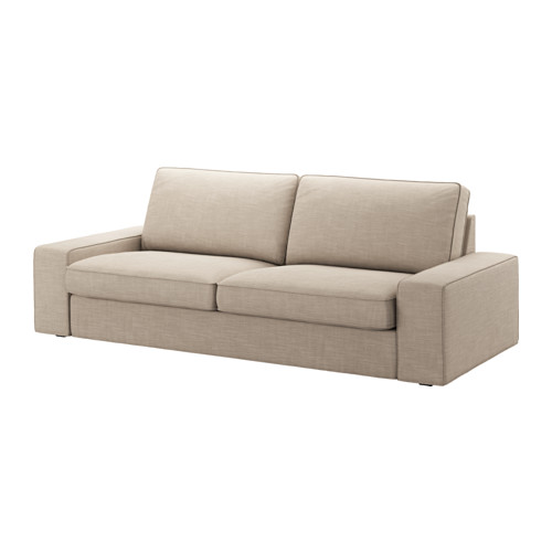 KIVIK cover three-seat sofa