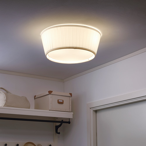 ÅRSTID - lampu plafon, putih, 46 cm | IKEA Indonesia - PE618549_S4