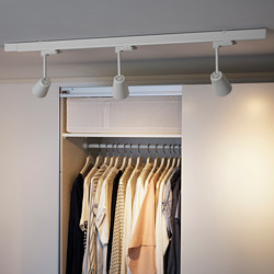 SKENINGE - Lampu sorot LED, putih