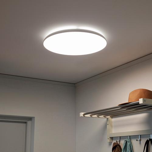 NYMÅNE lampu plafon LED