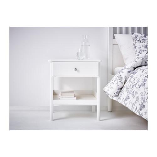 TYSSEDAL meja samping tempat tidur