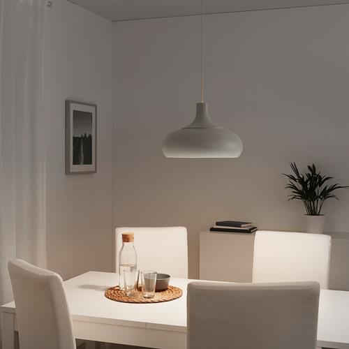 VÄXJÖ - lampu gantung, krem, 38 cm | IKEA Indonesia - PE653060_S4