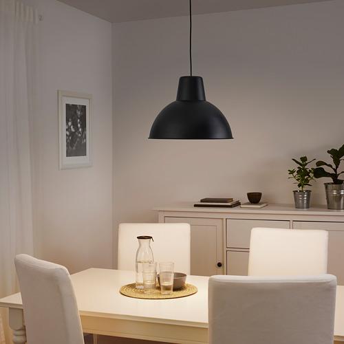 SKURUP - pendant lamp, black, 38 cm | IKEA Indonesia - PE681111_S4