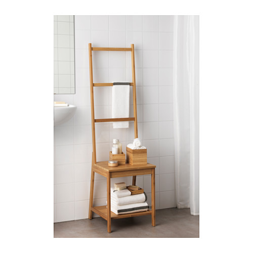 RÅGRUND towel rack chair