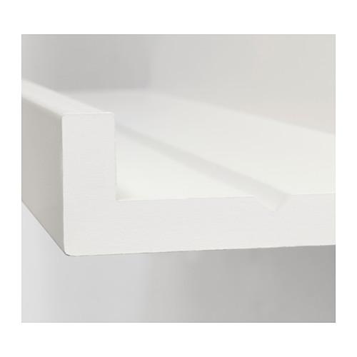 MOSSLANDA ambalan rak / aksesoris dinding