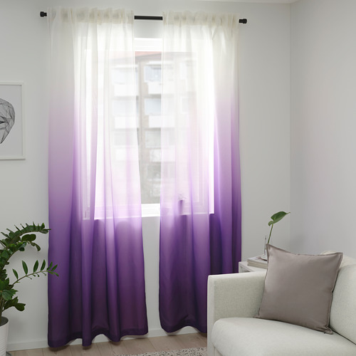 STRANDTRIFT curtains, 1 pair