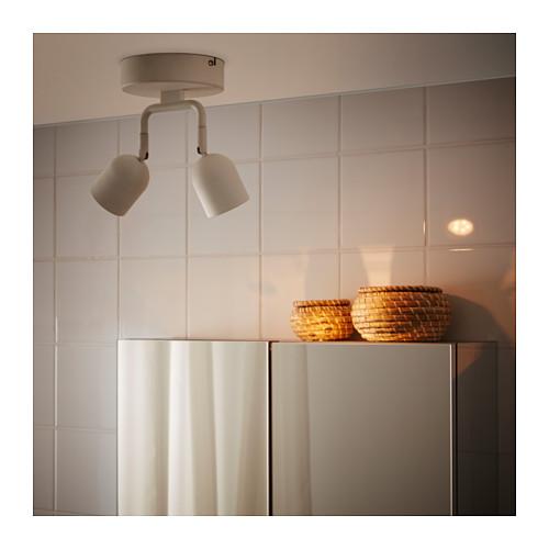 ÖSTANÅ lampu sorot plafon