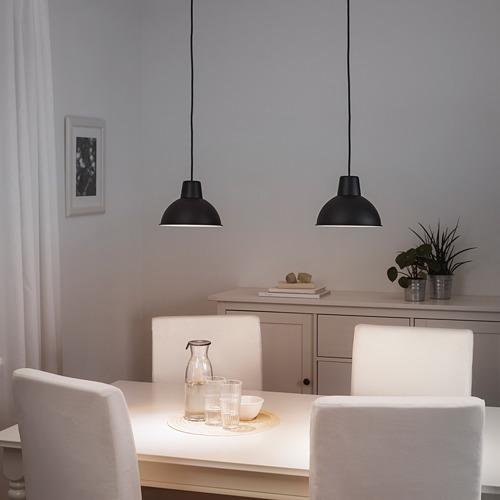 SKURUP - lampu gantung, hitam, 19 cm | IKEA Indonesia - PE710392_S4