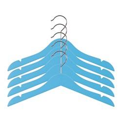 HÄNGA - Gantungan mantel anak, biru