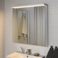 GODMORGON - Lampu LED kabinet/dinding, putih