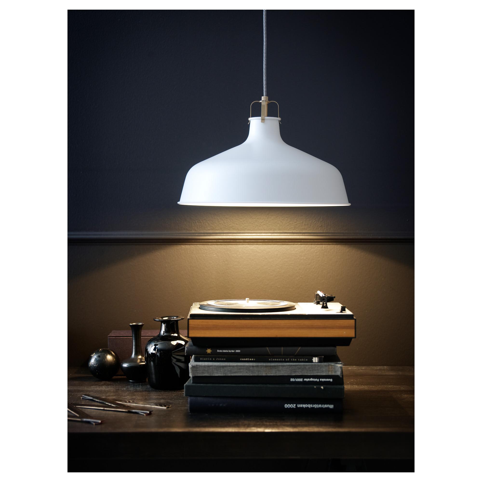 Ranarp Pendant Lamp Off White Ikea Indonesia