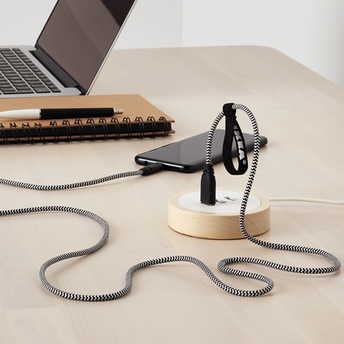 LILLHULT USB tipe C untuk kabel USB