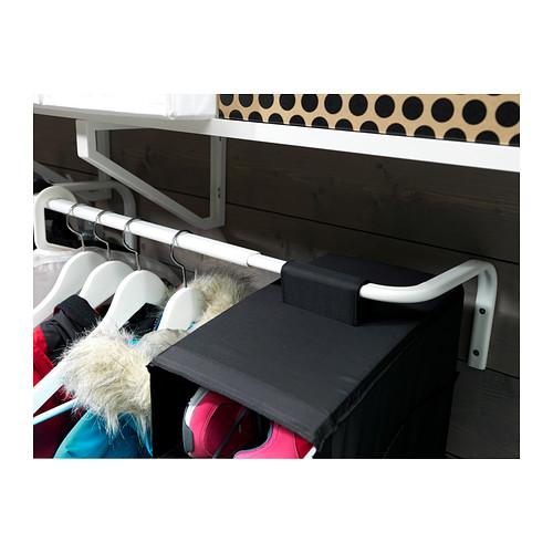 MULIG batang untuk gantungan pakaian