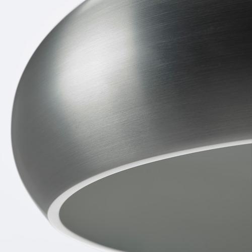 VÄXJÖ - lampu gantung, warna aluminium, 38 cm   IKEA Indonesia - PE760903_S4