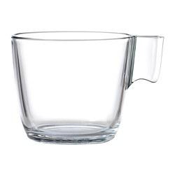 STELNA - Mug, kaca bening