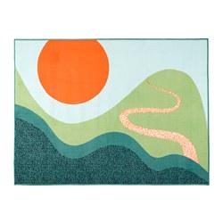 LATTJO - Karpet, bulu tipis, aneka warna