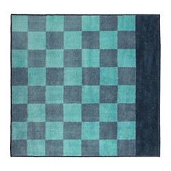 STILLSAMT - Karpet, bulu tebal, biru
