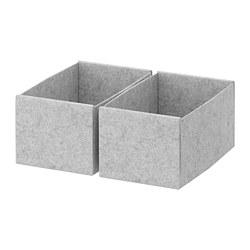 KOMPLEMENT - Kotak, abu-abu muda