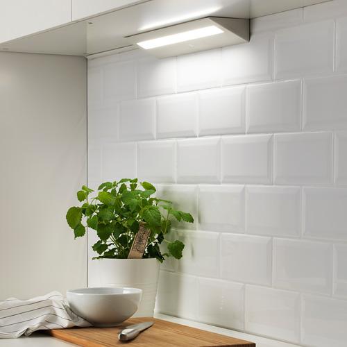 SLAGSIDA lampu meja dapur LED