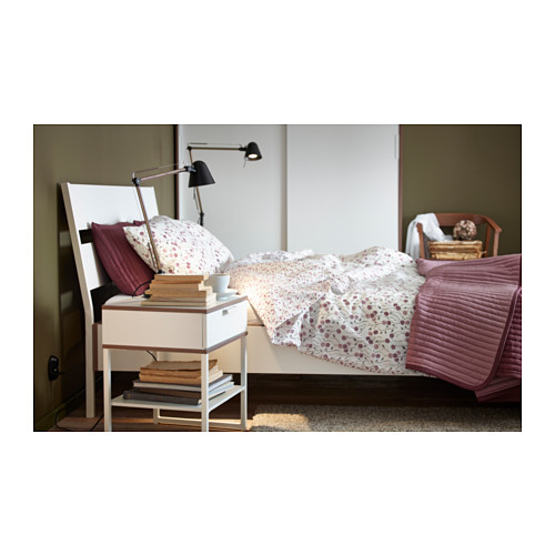TRYSIL meja samping tempat tidur