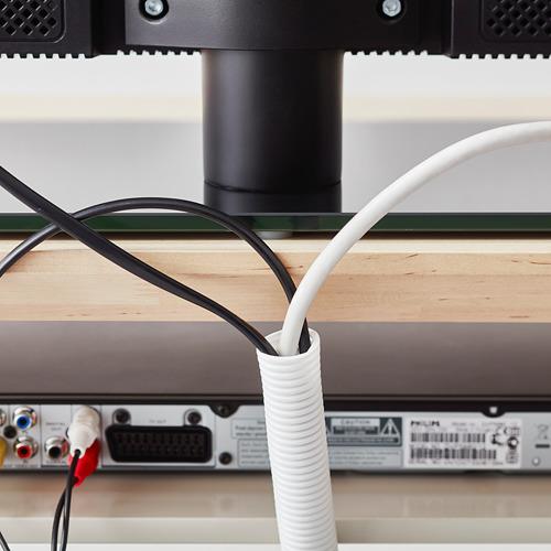 RABALDER - pengatur kabel, putih, 5 m | IKEA Indonesia - PE620490_S4