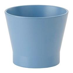 PAPAJA - Pot tanaman, biru