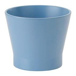 PAPAJA - Plant pot, blue