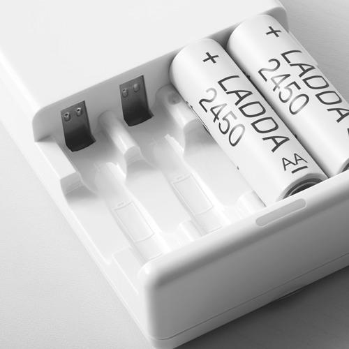 LADDA charger baterai