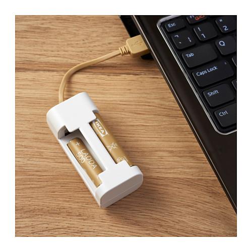 VINNINGE charger baterai