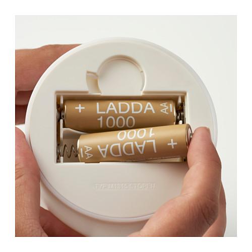 LADDA baterai yg dapat diisi ulang