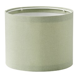 RINGSTA - Lamp shade, light green