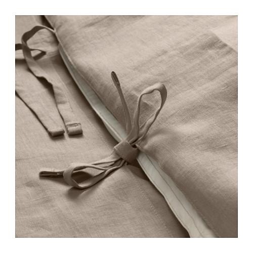 PUDERVIVA sarung quilt dan 4 sarung bantal