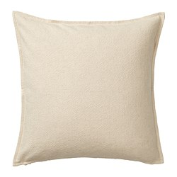 JOFRID - Cushion cover, natural