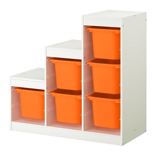 TROFAST storage combination