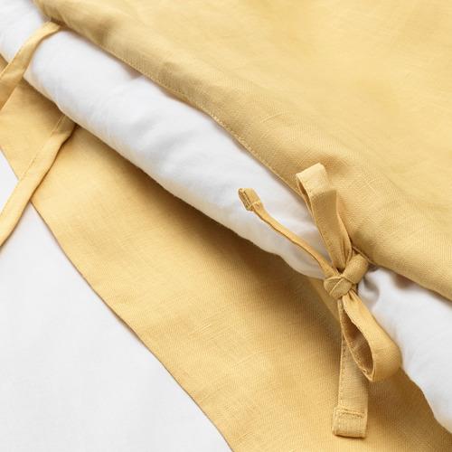 PUDERVIVA sarung quilt dan 2 sarung bantal