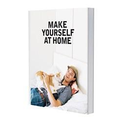 EKEBOL - Buku, Make yourself at home