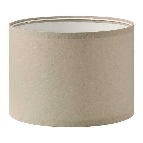 RINGSTA - lamp shade, beige, 33 cm | IKEA Indonesia - PE761582_S4
