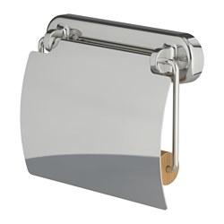 VOXNAN - Toilet roll holder, chrome effect