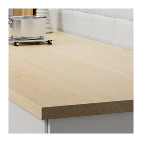 EKBACKEN permukaan meja dapur