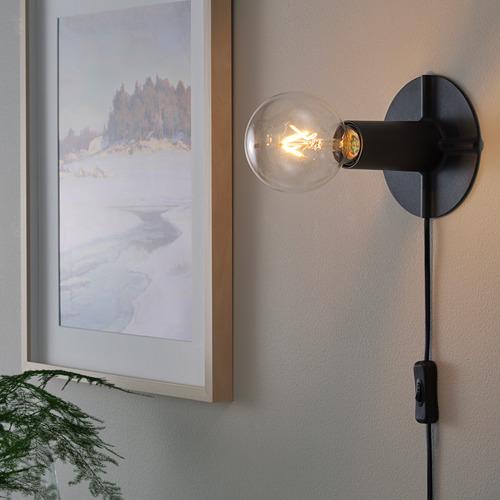 SKALLRAN badan lampu meja