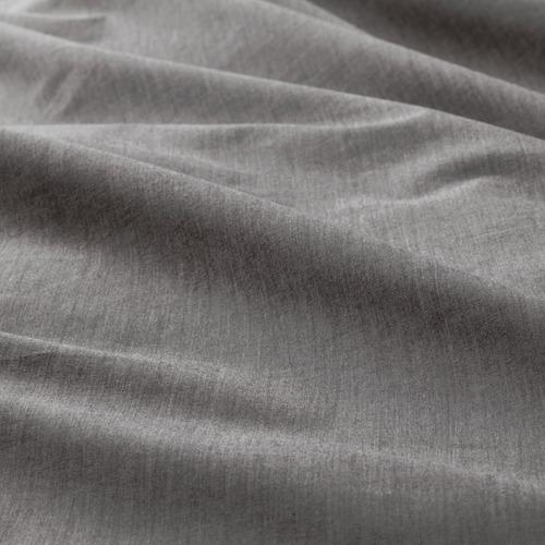 BLÅVINDA sarung quilt dan 2 sarung bantal
