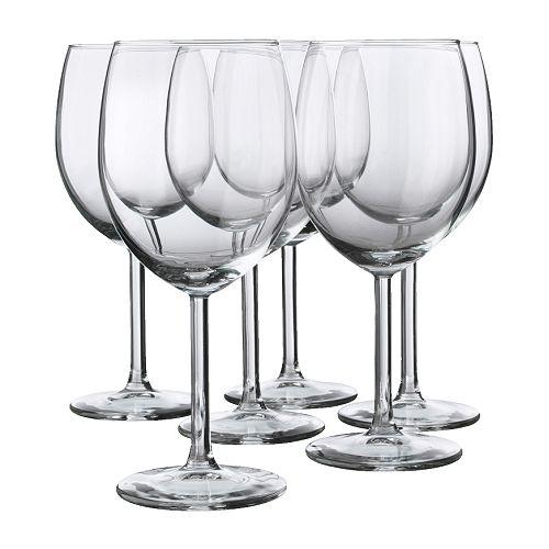 SVALKA gelas anggur