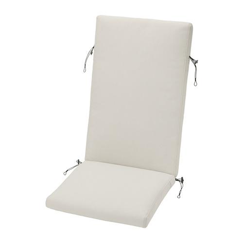 FRÖSÖN/DUVHOLMEN bantal dudukan/punggung, luar ruang