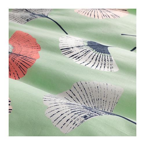 TOVSIPPA sarung quilt dan 4 sarung bantal