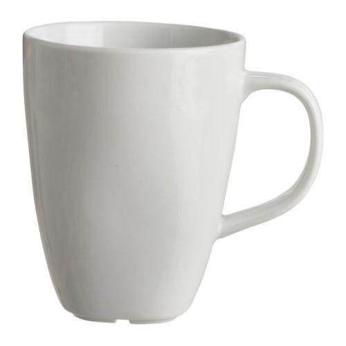 VÄRDERA - mug, putih, 30 cl | IKEA Indonesia - PE150726_S4