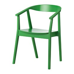 STOCKHOLM - Chair, green