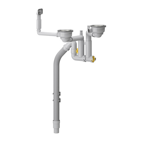 LILLVIKEN water trap/penyaring 2 bak