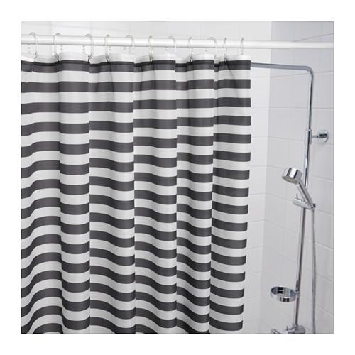 VADSJÖN tirai shower