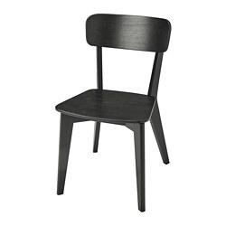 LISABO - Kursi, hitam