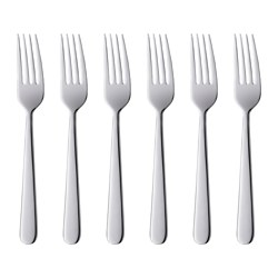 MARTORP - Fork, stainless steel
